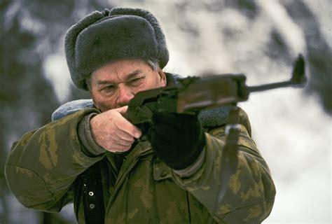 Miltary Hunting Rifle Russia Siberia