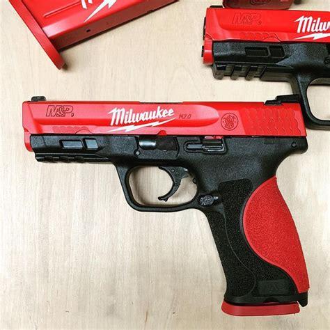 Milwaukee 9mm Handgun