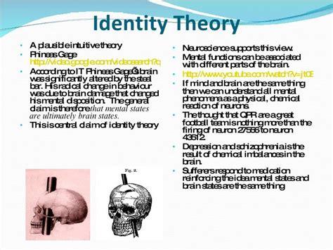 Mind Body Identity Theory