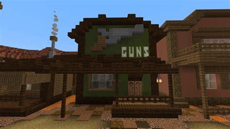 Minecraft Server Gunsmith