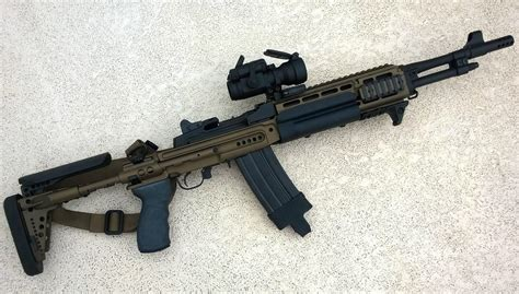 Mini 14 Ebr Chassis Review