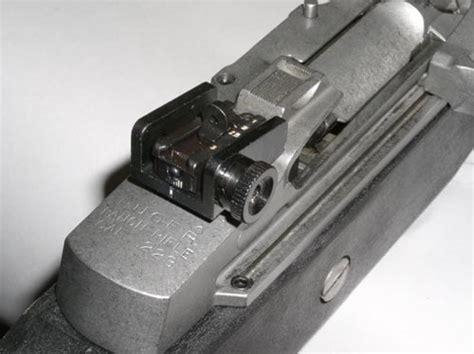 Mini 14 Ranch Rifle M1 Carbine Rear Sight And Mini 14 Stock Adapter