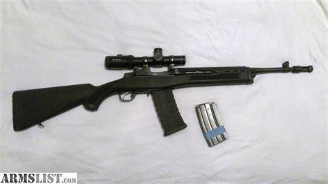Mini 14 Tactical Model 5847