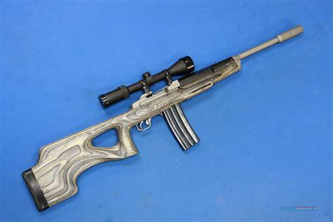 Mini 14 Target Rifle Stock