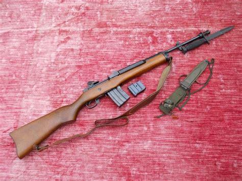 Mini 14 With Bayonet