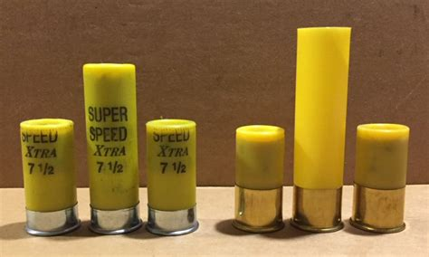 Mini 20 Gauge Shotgun Shells