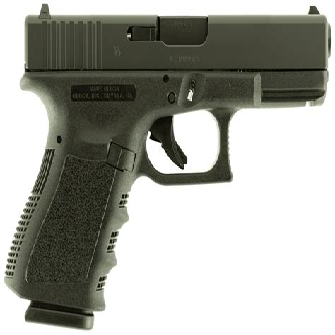 Mini Glock 9mm