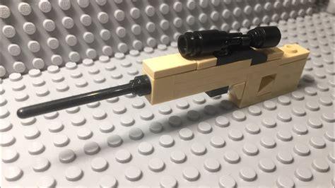 Mini Lego Bolt Action Rifle
