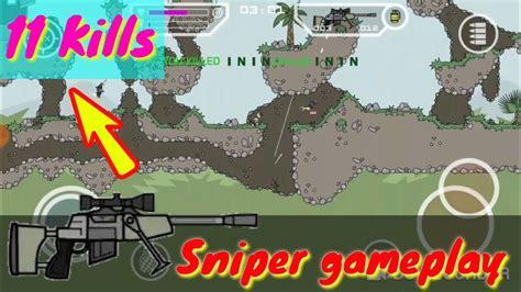 Mini Militia Sniper Rifle Hack