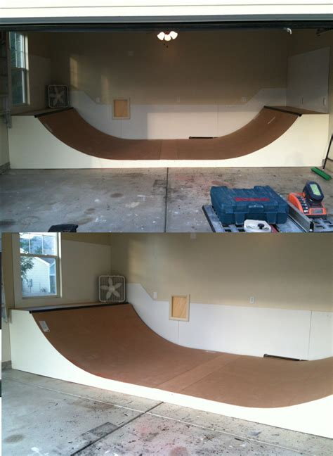 Mini Ramp In Garage Make Your Own Beautiful  HD Wallpapers, Images Over 1000+ [ralydesign.ml]
