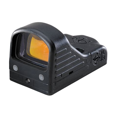 Mini Red Dot Sight MRDS Holographic Weapon Sight - EOTech
