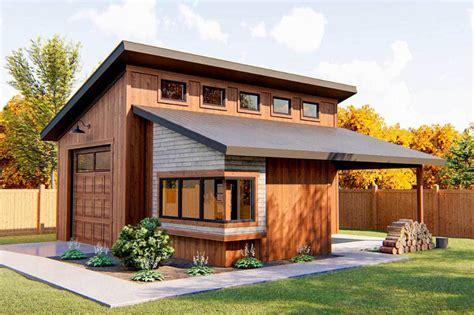 Mini garage plans Image