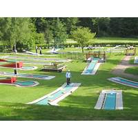 Cash back for minigolf anlage f