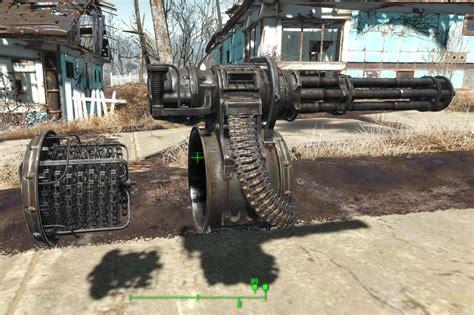Minigun Fallout 4 Ammo And Resident Evil 4 Ammo Farming