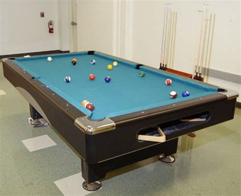 minnesota fats pool table slate