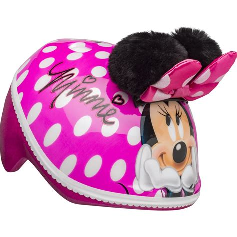 Minnie Mouse Toddler Helmet