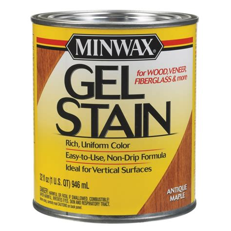 Minwax gel stain Image