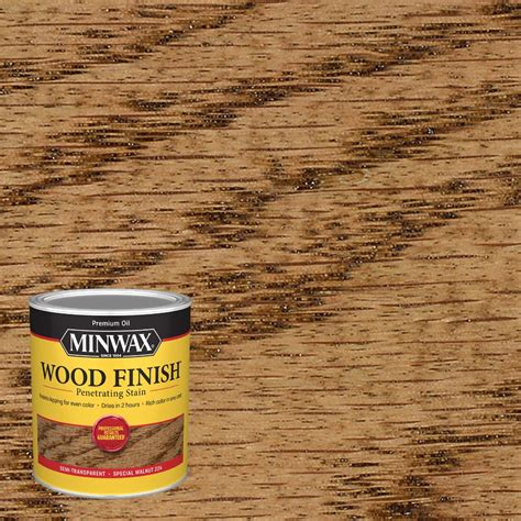 Minwax wood stain Image