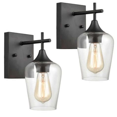 Mira 1-Light Bath Sconce