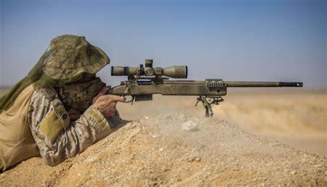Mirine Corps Sniper Rifle 7 62