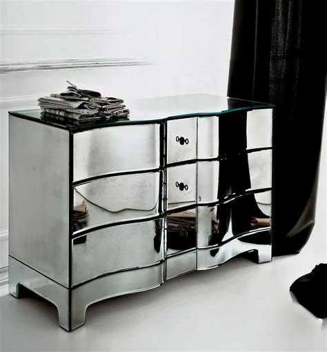 Mirrored Chest Furniture Image