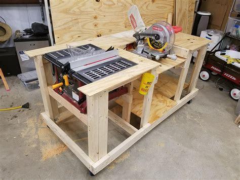 mitre saw bench plans.aspx Image