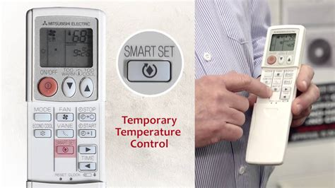 mitsubishi electric cooling and heating remote control symbols pdf manual