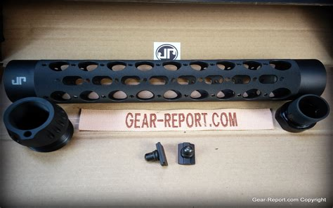 MK III Hand Guard System - JP Rifles