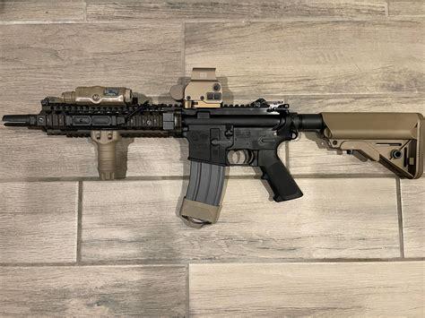 Mk18 Lmt Or B5 Sopmod