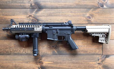 Mk18 Optics