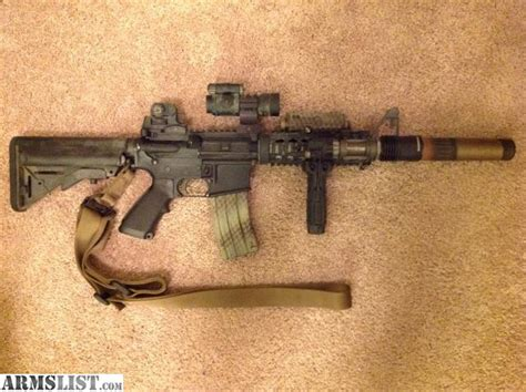 Mk18 With Aimpoint Pro