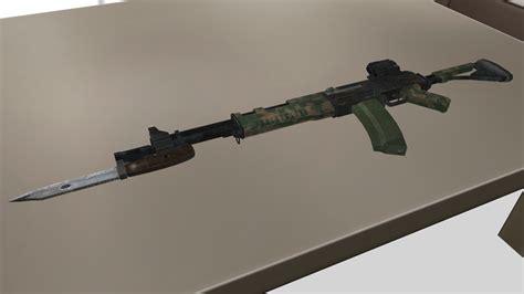 Mmd Assault Rifles
