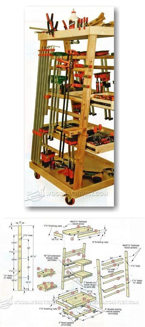 mobile clamp rack plans.aspx Image