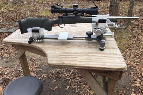 Model 1000lp Rifle Rest