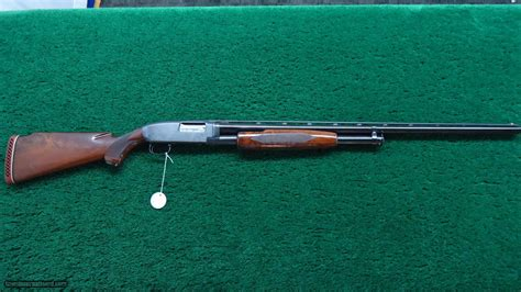 Model 12 Winchester Shotgun Disassembly