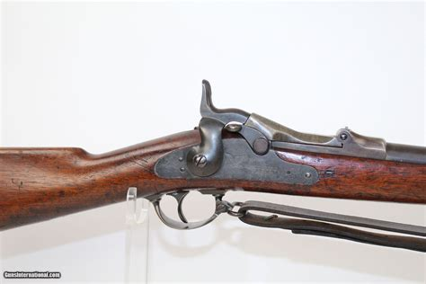 Model 1874 Trapdoor Rifle For Sale