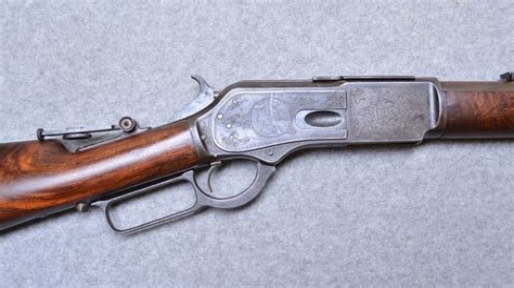 Model 1876 Rifle Round Barrel 4060
