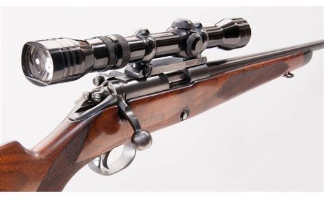 Model 52 Winchester 22 Long Rifle