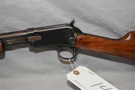 Model 62 22lr Pump Action Rifle In Blue Steel