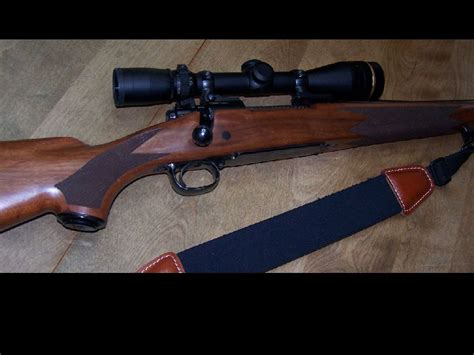 Model 70 Accuracy Issues Rifle