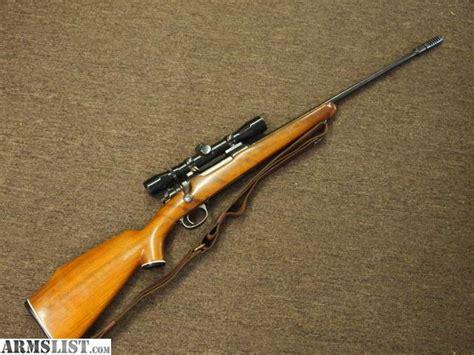 Model 98 270 Bolt Action Rifle