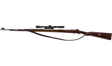 Model 98 Bolt Action Rifle