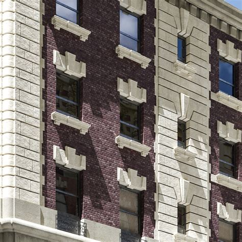 Model a building in 3ds max Image