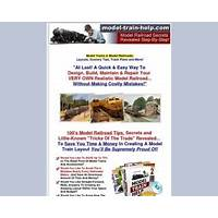 Model train help ebook 4th edition free tutorials