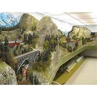 Model train scenery ideas & model train club for model railroaders guide