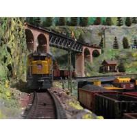 Model train scenery ideas & model train club for model railroaders experience