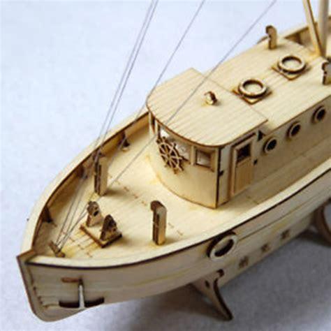 Model Wooden Boat Kits