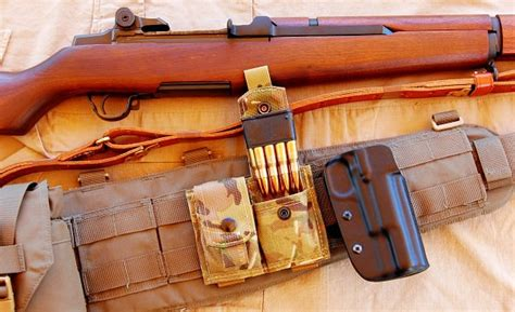 Modern Ammo Pouches For The M1 Garand The Firearm Blog