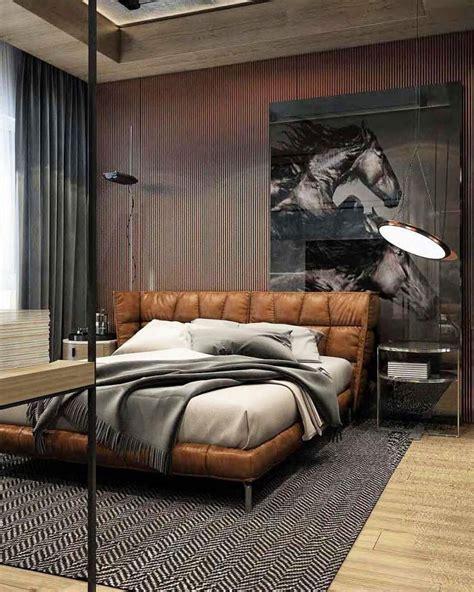 Modern Bedroom Ideas For Men
