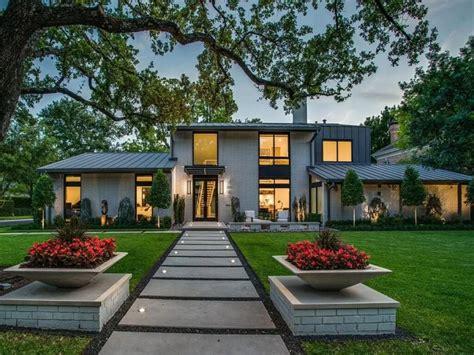 Modern Homes Dallas Tx Design